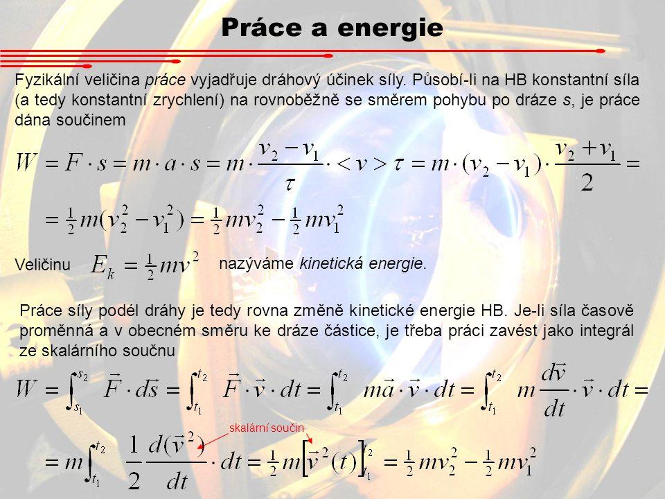 Práce a energie