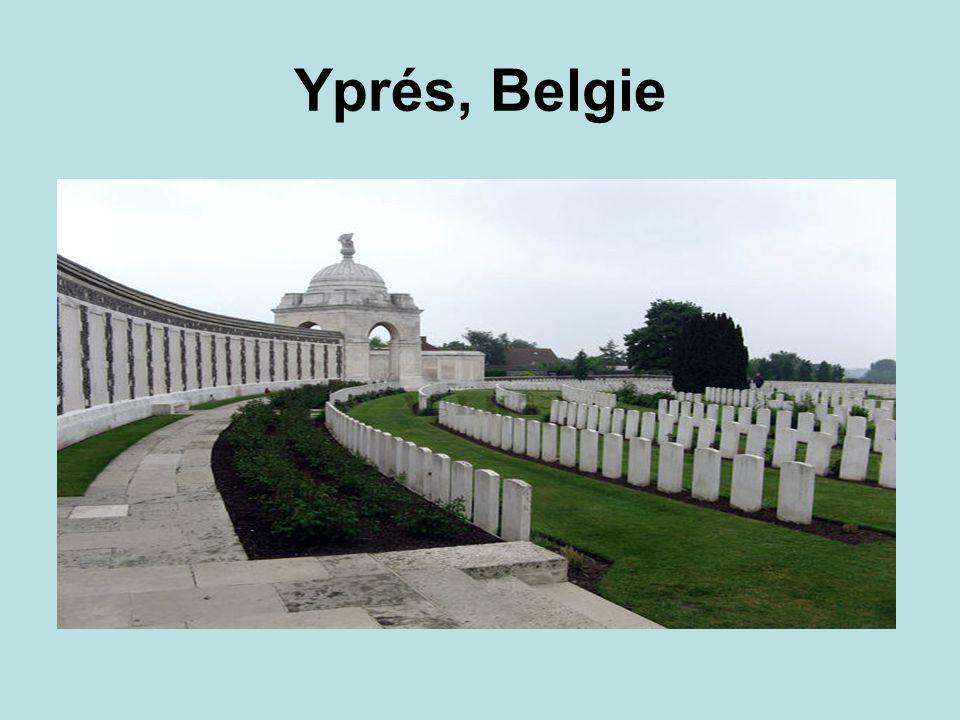 Yprés, Belgie