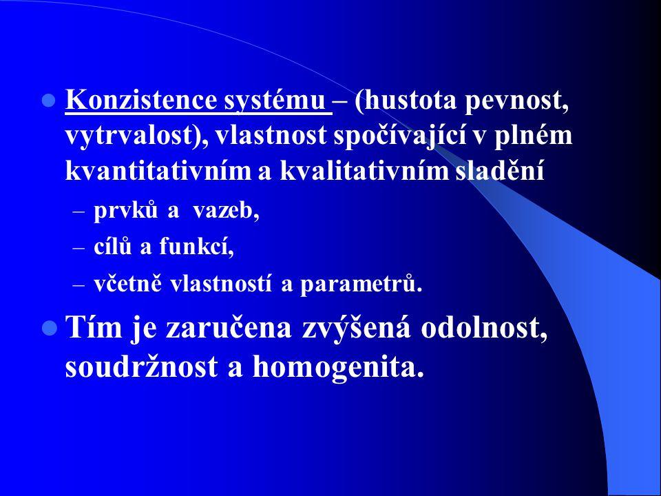 Tím je zaručena zvýšená odolnost, soudržnost a homogenita.