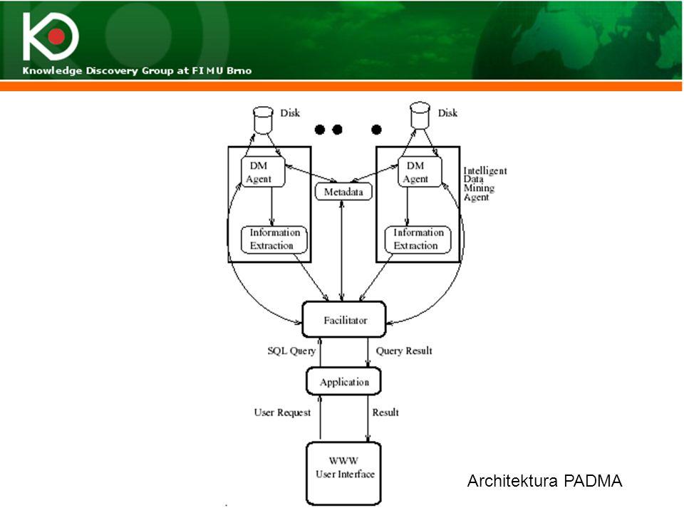 Architektura PADMA