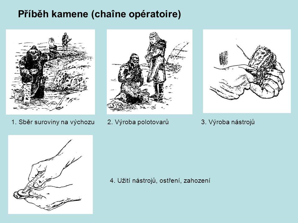 Příběh kamene (chaîne opératoire)