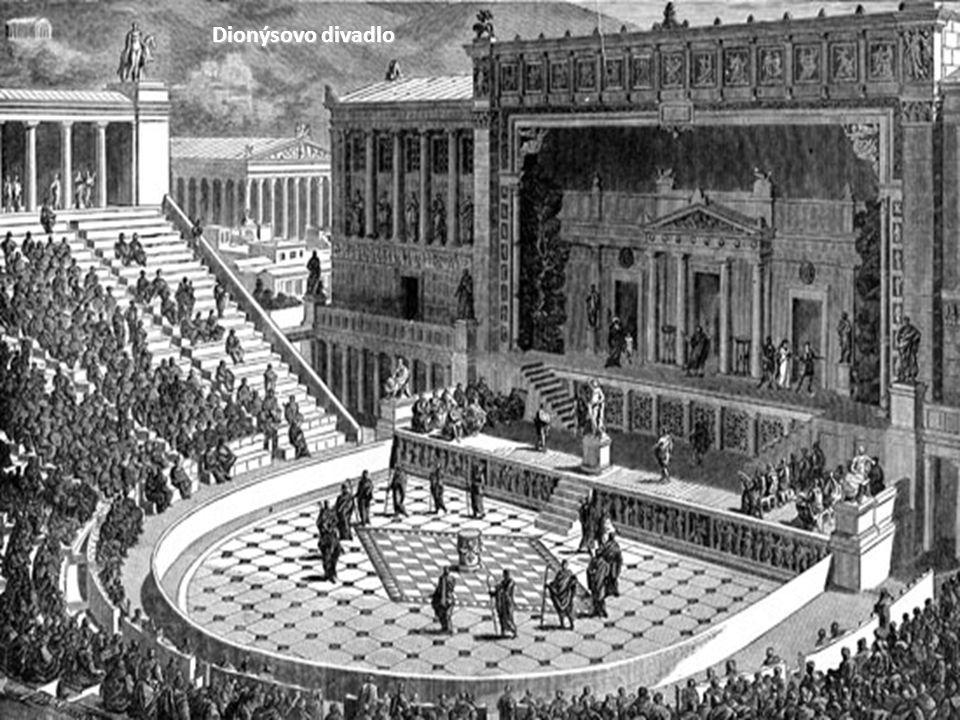 Dionýsovo divadlo
