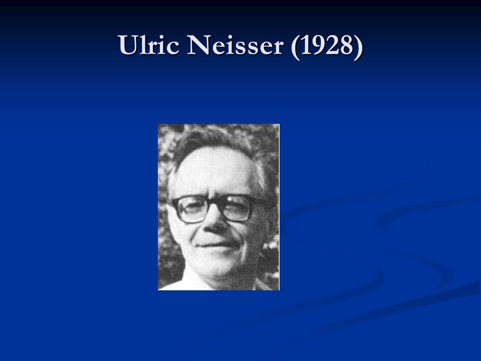 Ulric Neisser (1928)