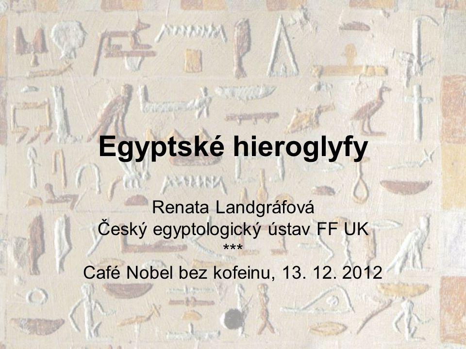 Český egyptologický ústav FF UK