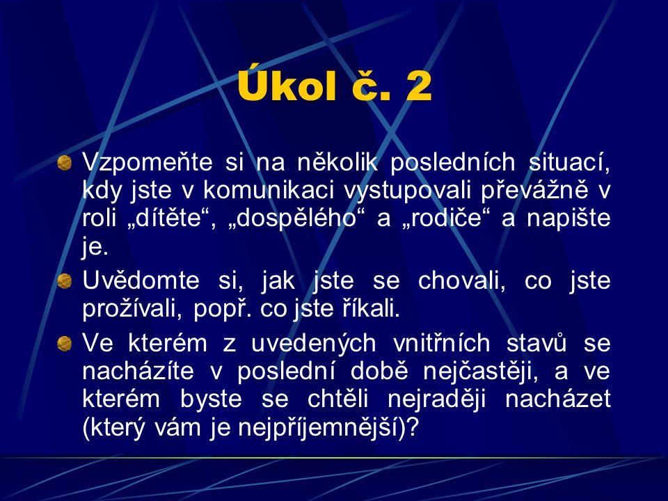Úkol č. 2
