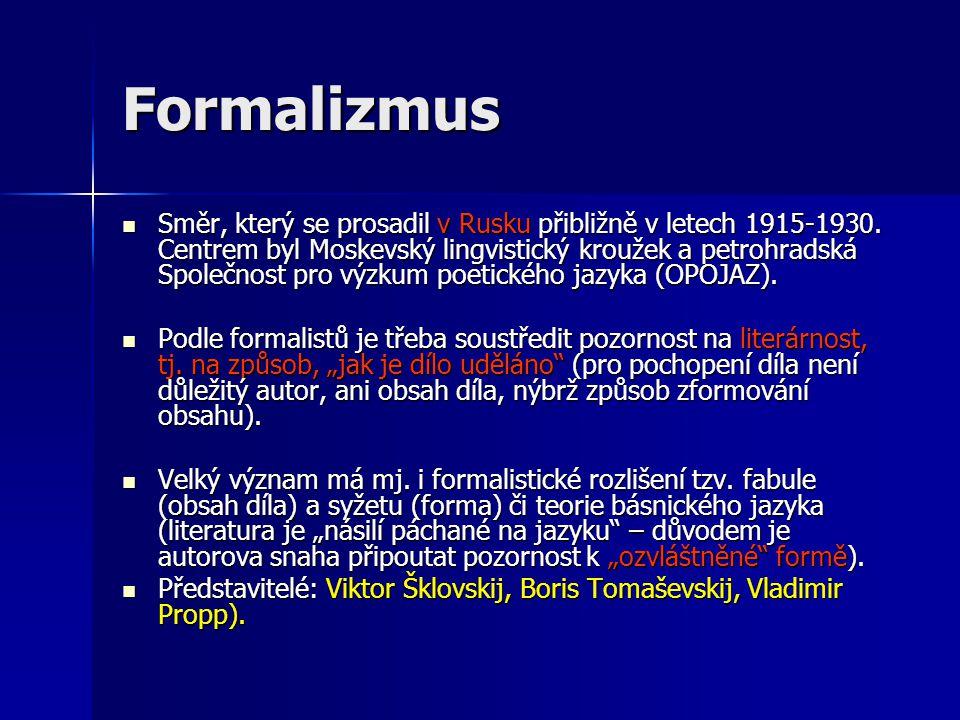 Formalizmus