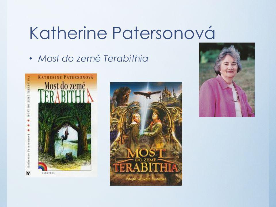 Katherine Patersonová