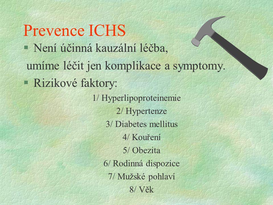 1/ Hyperlipoproteinemie