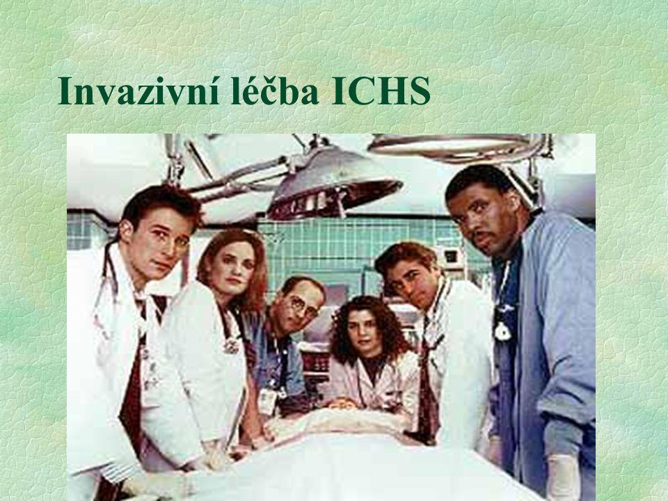 Invazivní léčba ICHS
