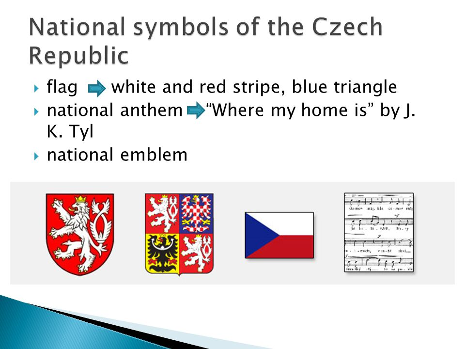 National symbols of the Czech Republic