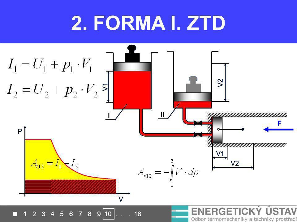 2. FORMA I. ZTD 1 2 3 4 5 6 7 8 9 10 . . . 18