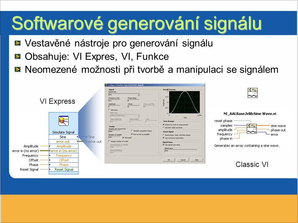 Softwarové generování signálu