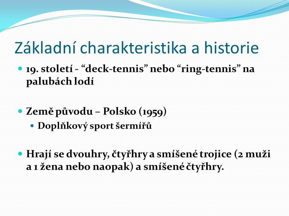 Základní charakteristika a historie