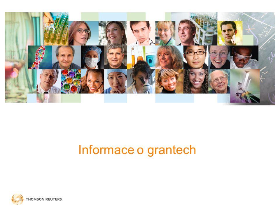 Izmir, Turkey - 15 May 2008 Informace o grantech