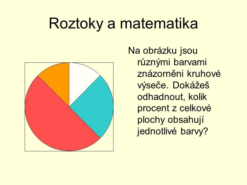 Roztoky a matematika