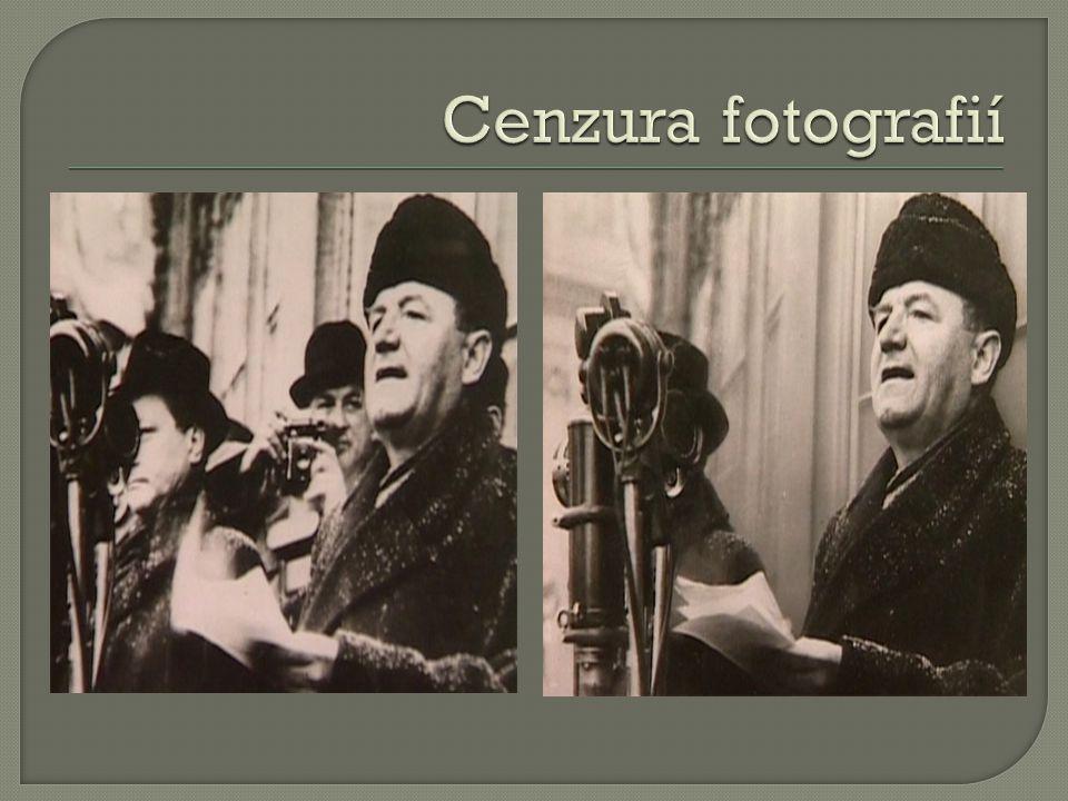 Cenzura fotografií
