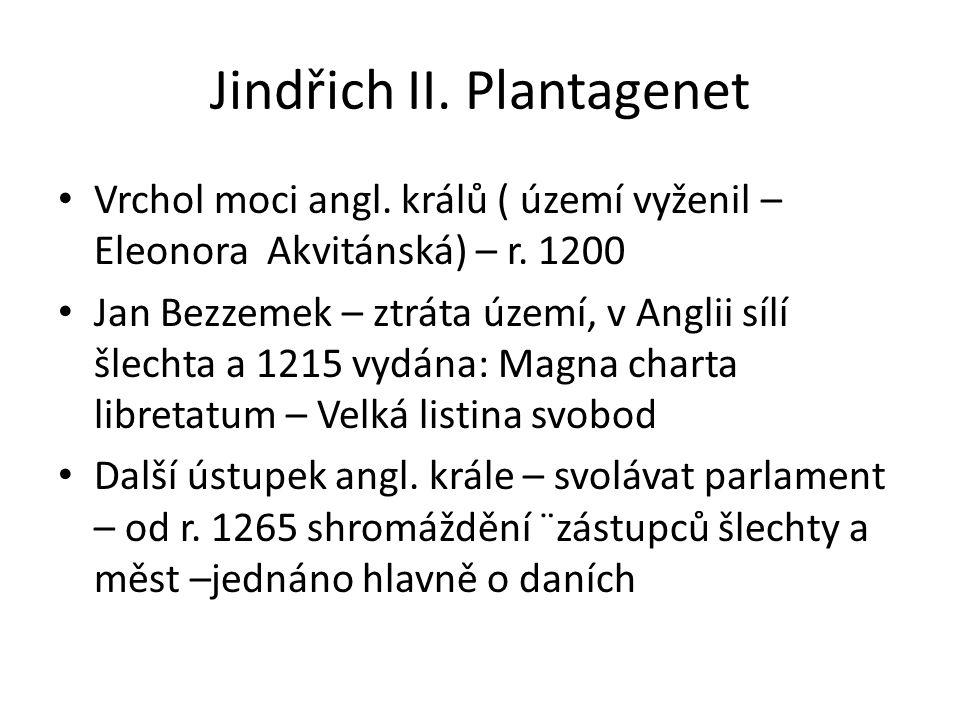Jindřich II. Plantagenet