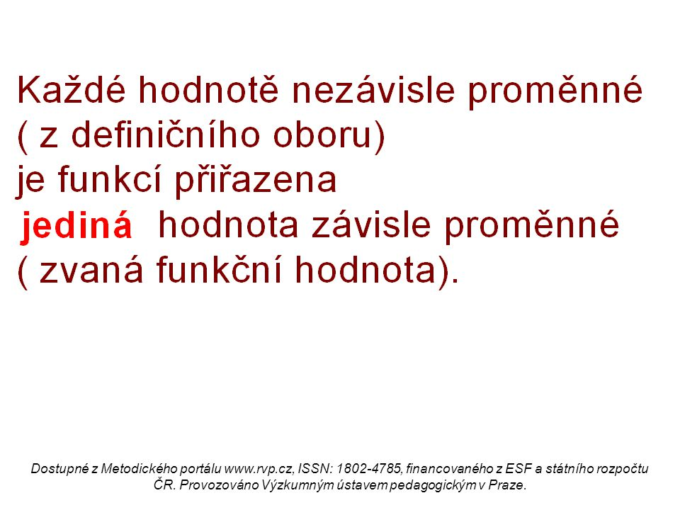 Dostupné z Metodického portálu www. rvp