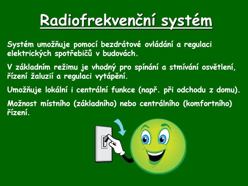 Radiofrekvenční systém
