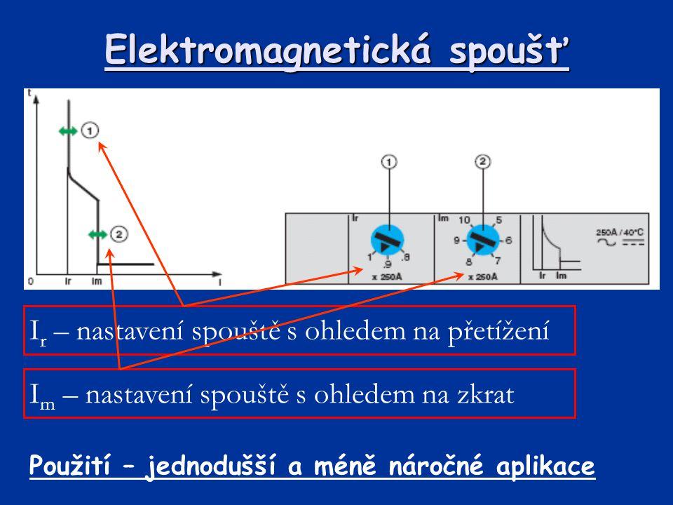 Elektromagnetická spoušť
