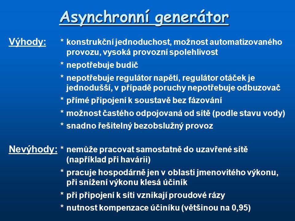 Asynchronní generátor