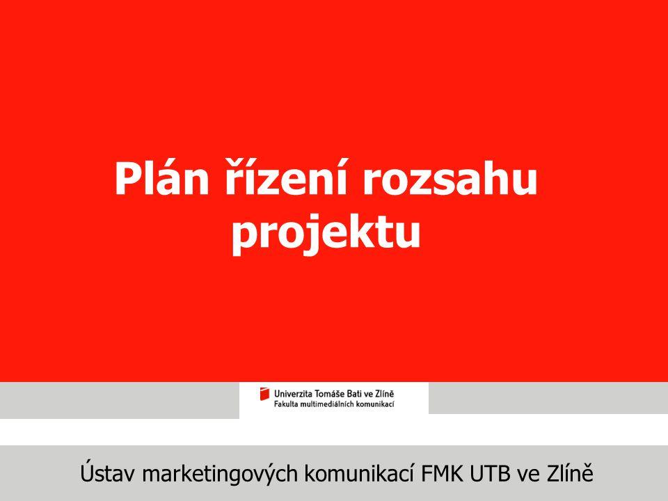 Plán řízení rozsahu projektu