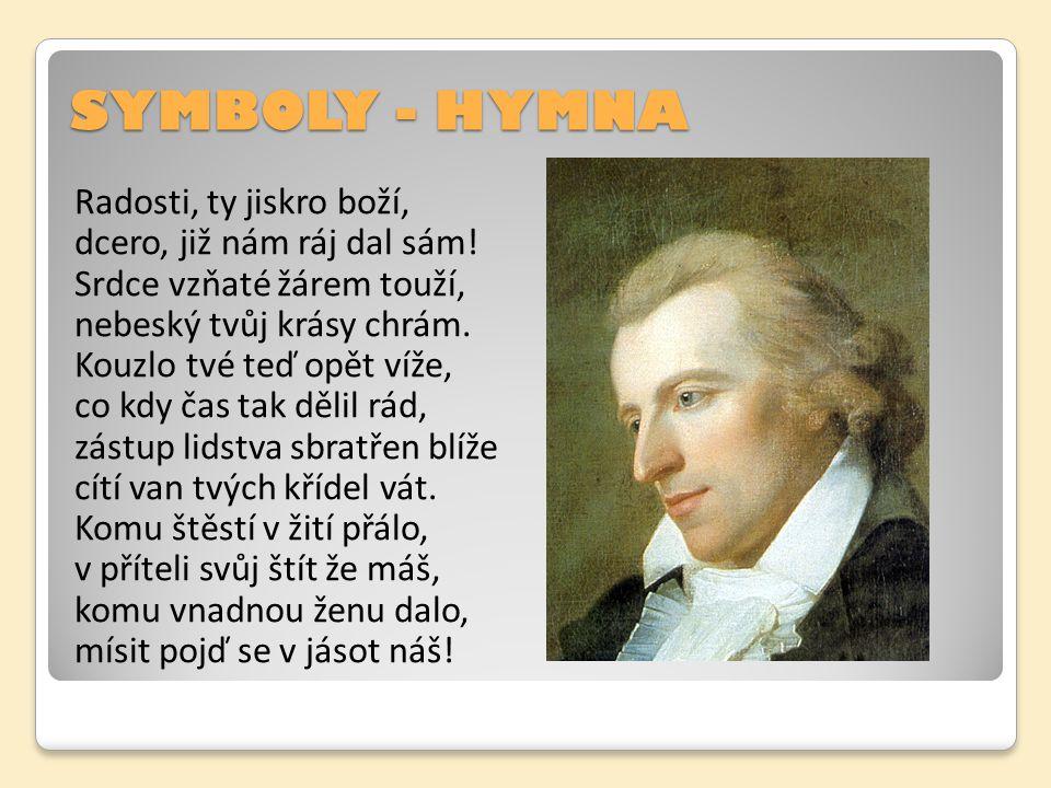 SYMBOLY - HYMNA
