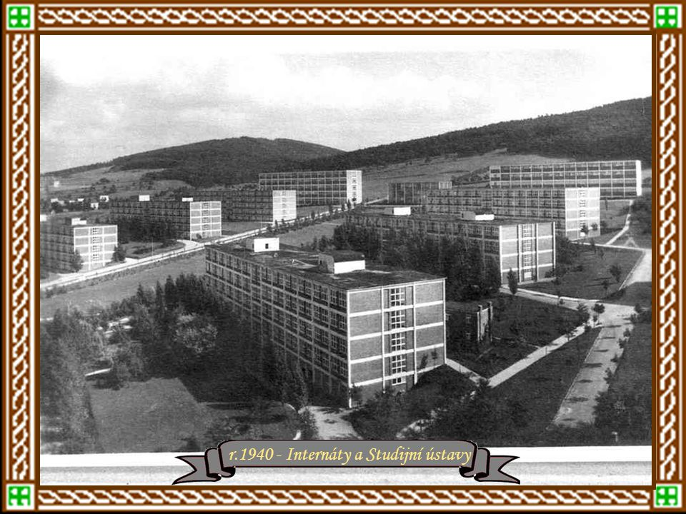 Zlín od roku 1940 Gottwaldov po dočasnou proměnu na: