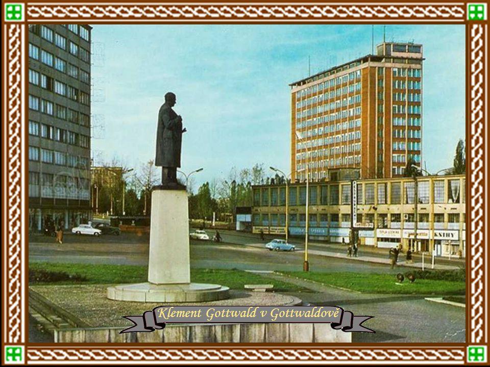 1.ledna 1949 se Zlín změnil v Gottwaldov