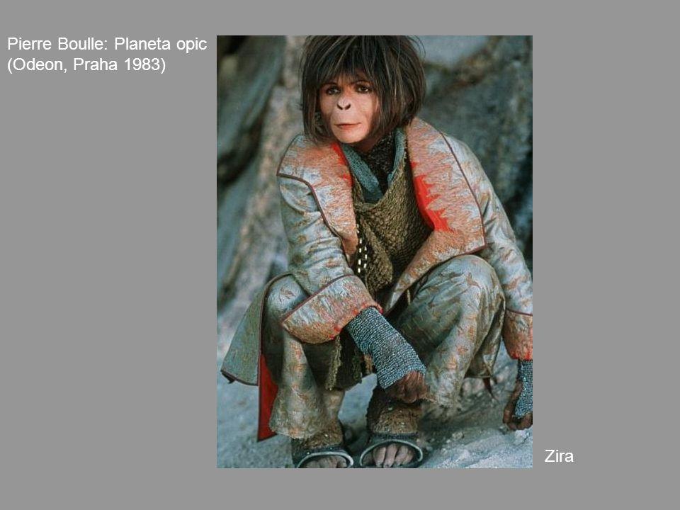 Pierre Boulle: Planeta opic (Odeon, Praha 1983)