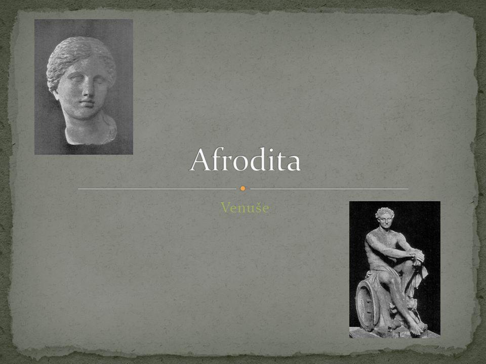 Afrodita Venuše