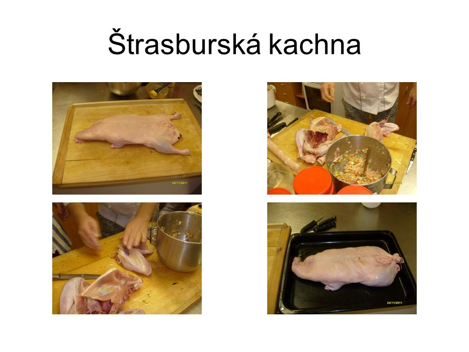 Štrasburská kachna Štrasbur