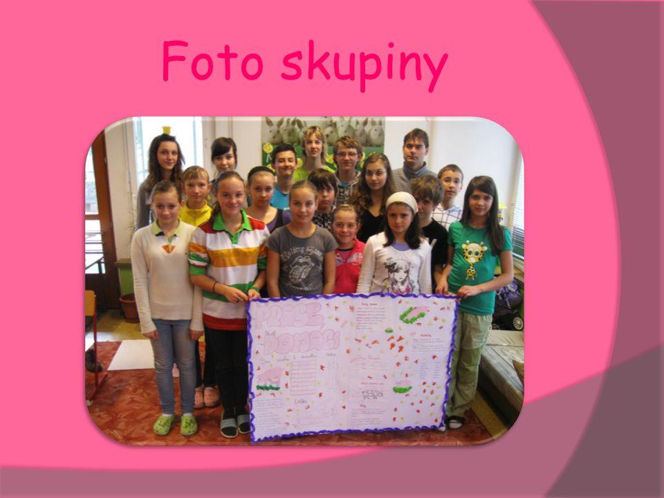 Foto skupiny