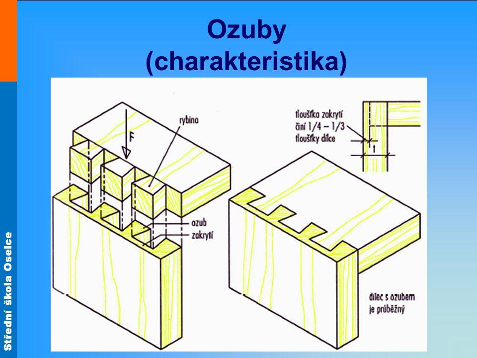 Ozuby (charakteristika)