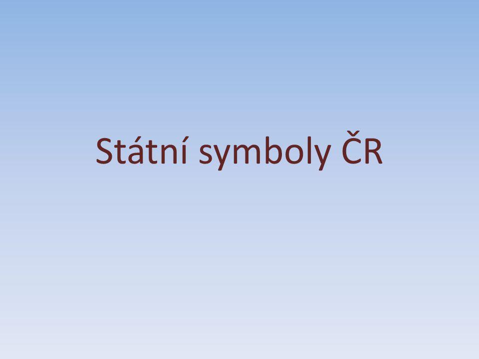 Státní symboly ČR