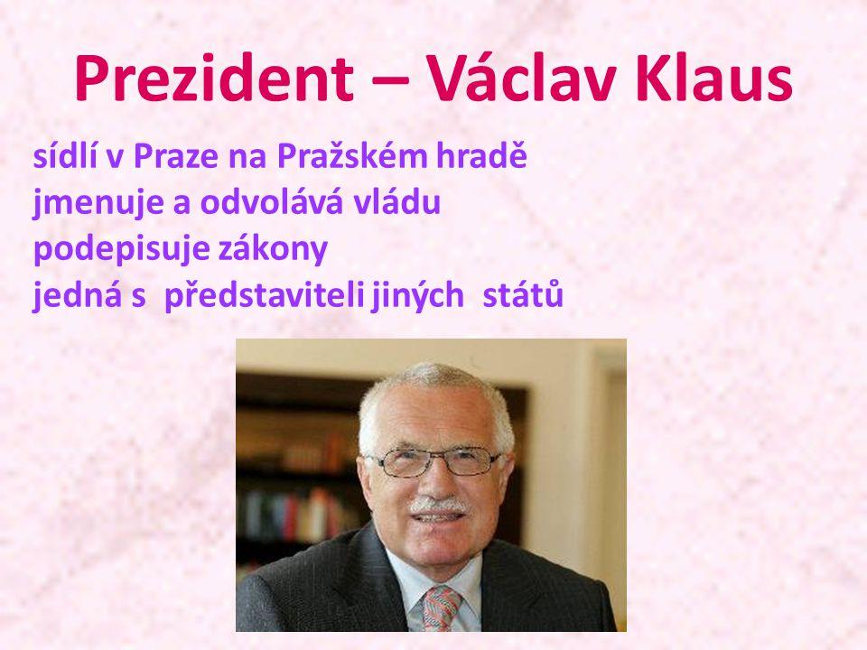 Prezident – Václav Klaus