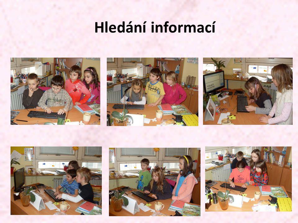 Hledání informací