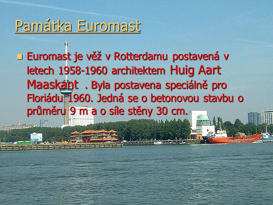 Památka Euromast