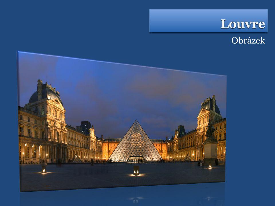Louvre Obrázek