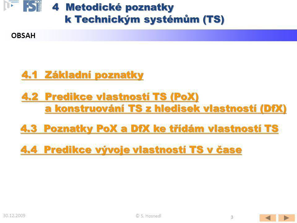 k Technickým systémům (TS)