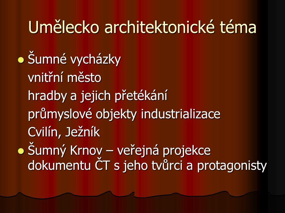 Umělecko architektonické téma