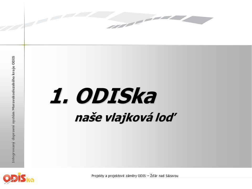 Projekty a projektové záměry ODIS – Žďár nad Sázavou