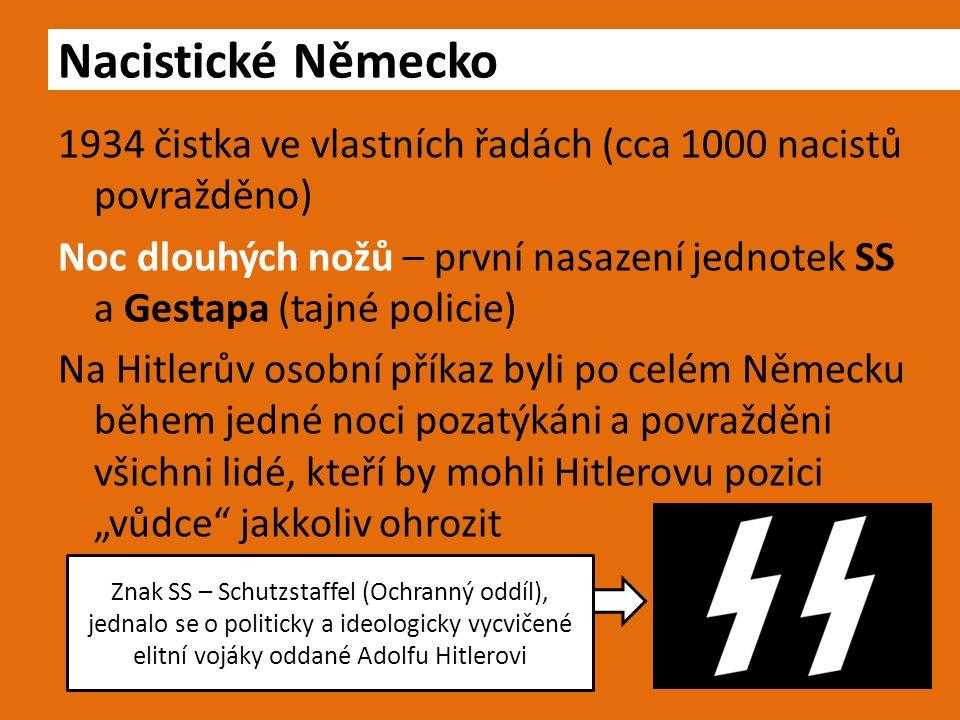 Nacistické Německo