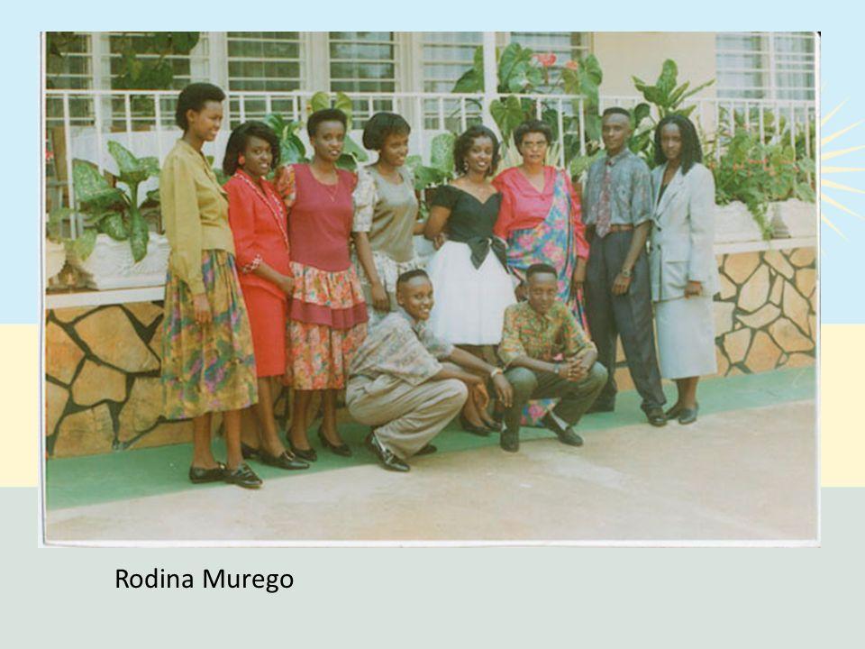 Rodina Murego