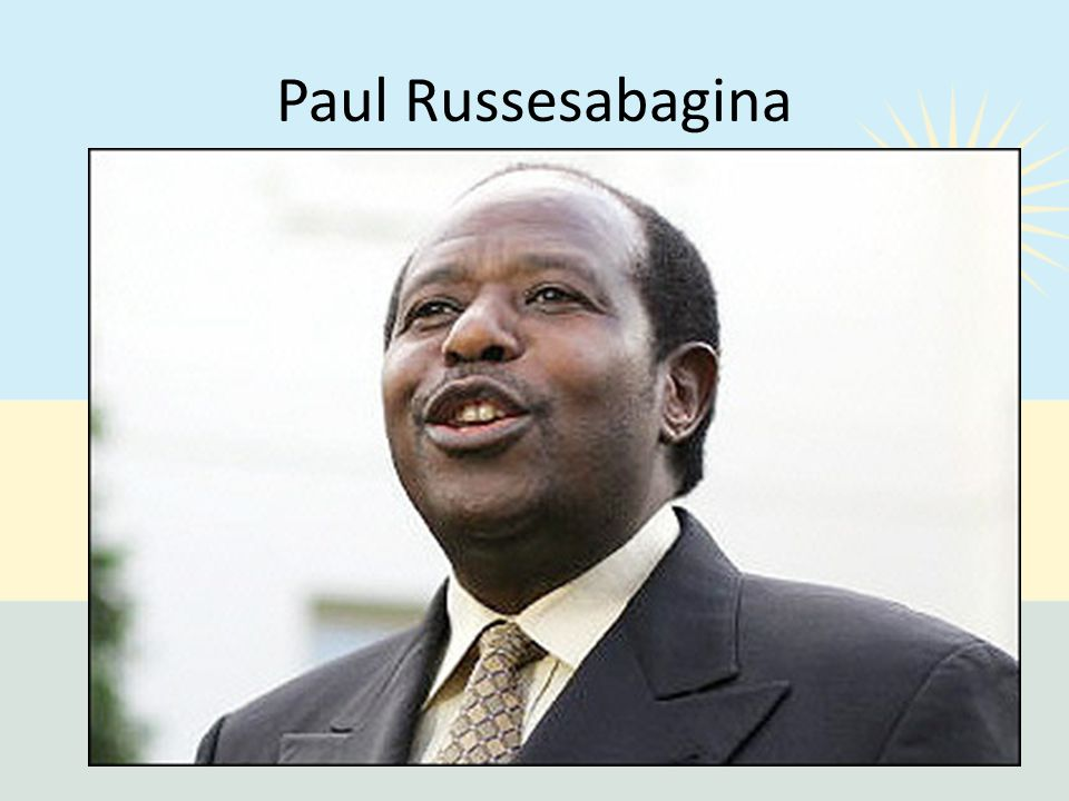 Paul Russesabagina