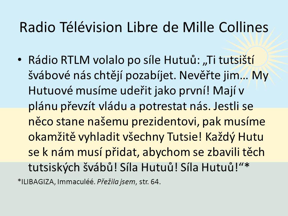 Radio Télévision Libre de Mille Collines