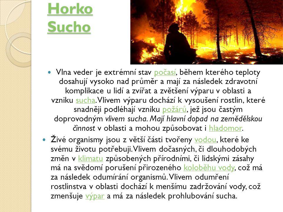 Horko Sucho
