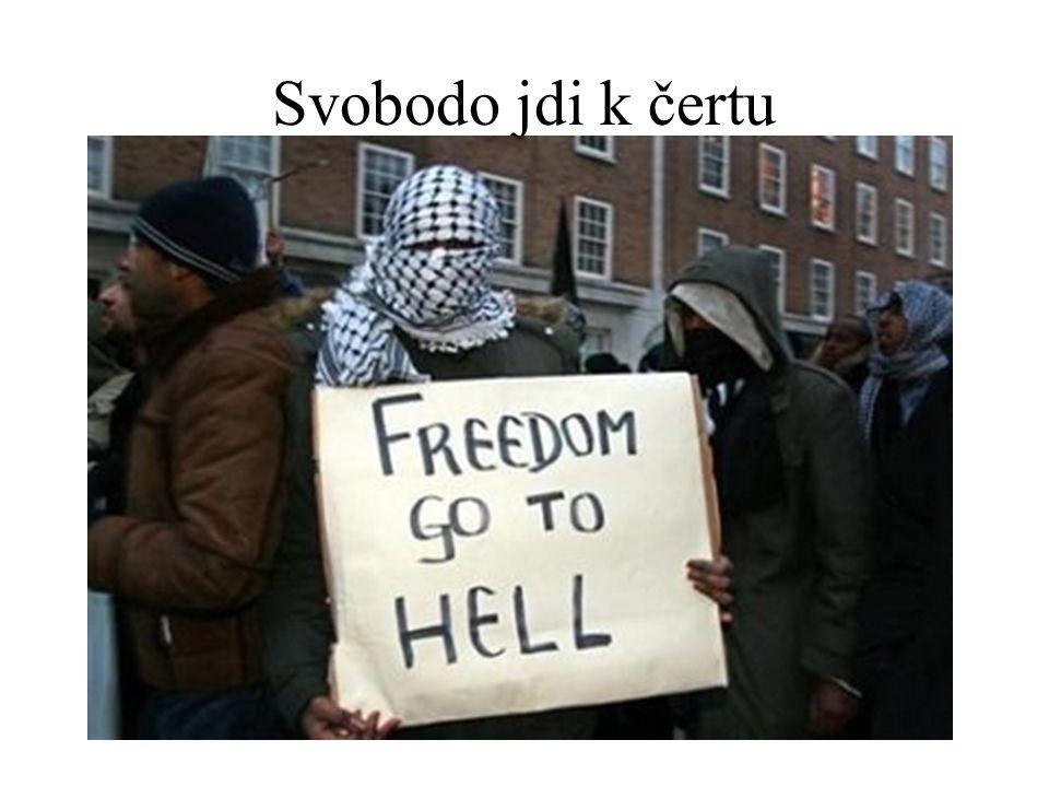 Svobodo jdi k čertu