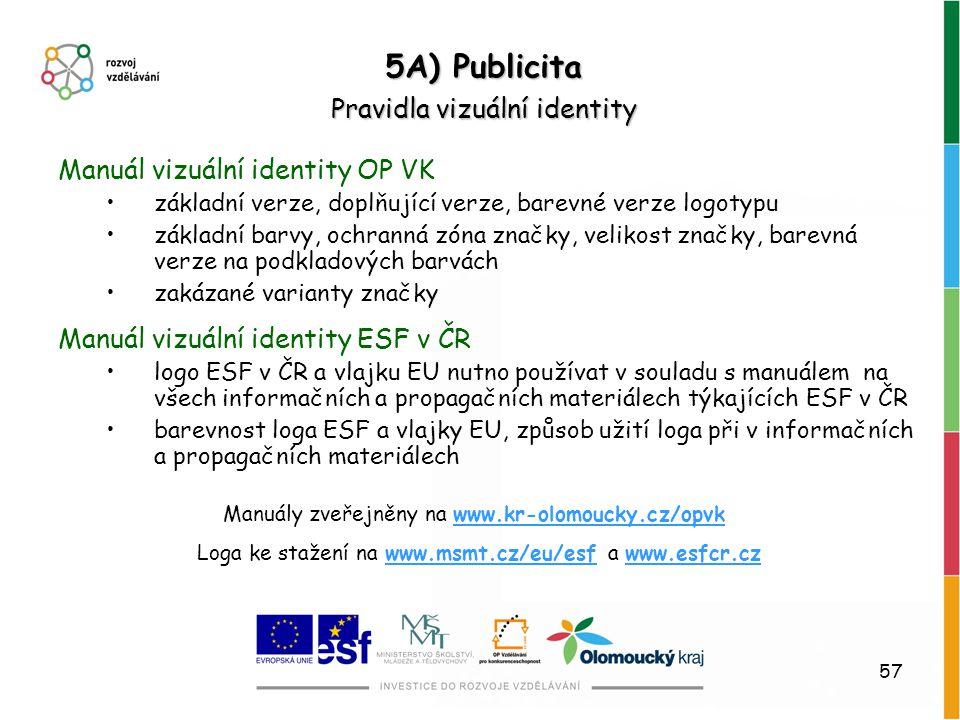 Pravidla vizuální identity