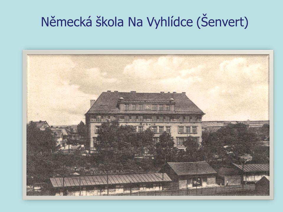 Německá škola Na Vyhlídce (Šenvert)